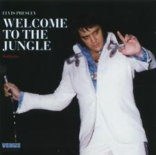 Elvis Collectors CD -  Welcome To The Jungle - Solitaire (Venus) Very Rare