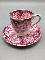 Tuscan Fine English Bone China Made in England Cup and Saucer