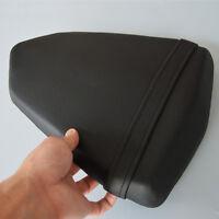 For YAMAHA YZF R6 2006–2007 YZF-R6 Rear Passenger Seat Cushion Pillion Pad Black