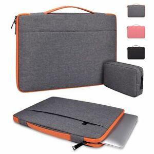 Laptop Bag Sleeve Case Mouse Bag Handbag Notebook Carrying For Macbook Air Pro