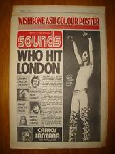 SOUNDS 1973 NOVEMBER 17 ALICE COOPER LENNON