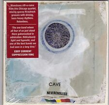 Cave - Neverendless - CD 9FMG115 Fuse 2011 Brand New sealed)