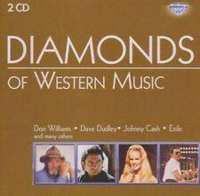 27825 // DOUBLE CD DIAMONDS OF WESTERN MUSIC NEUF BOITIER FELE