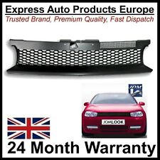 Honeycomb Debadged Grille Badgeless Grill VW GOLF MK4 4 1997 to 2004