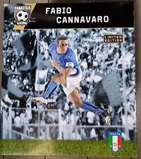 FANATICO LIMITED EDITION FIGURE : FABIO CANNAVARO 2006 BRAND NEW