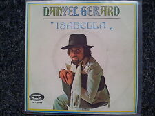 Danyel Gerard - Isabella 7'' Single SUNG IN SPANISH