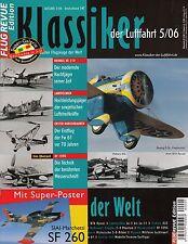2k0605/ Luftfahrtmagazin - Klassiker der Luftfahrt - Ausgabe 5/2006 - TOPP HEFT