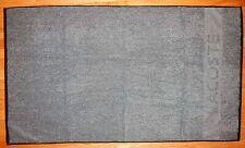 LACOSTE BATH TOWEL 30x52 BLACK HEATHERED 100% COTTON NEW AUTHENTIC