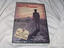 The Legacy of Heart Mountain DVD NEW Documentary Japanese Internment Camp WWII