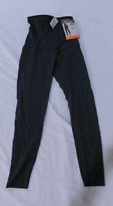 Leonisa Women's High Waist Firm Control Legging SV3 Black Medium NWT
