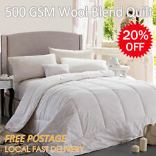 Unbranded Wool Blend Quilts