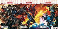 Ultimate Doom #1-3 (2011) Marvel Comics - 3 Comics