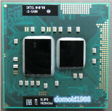 Intel I5 540M SLBPG/SLBTV  2.53G/3M Cache C2  CPU CP80617004116AD BX80617I5540M