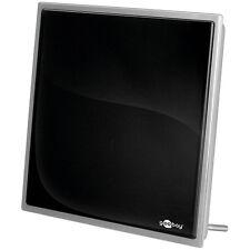 Aktive DVB-T Zimmerantenne inkl.Netzteil 30 dB (2 Stück)