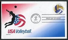 """5204 * """"HAVE A BALL"""" * VOLLEYBALL STAMP * USA VOLLEYBALL * VAR. 2 *"""