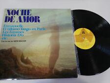 "MERI MACOR NOCHE DE AMOR ENMANUELLE HISTORIA D´O VG/VG LP VINILO VINYL 12"""