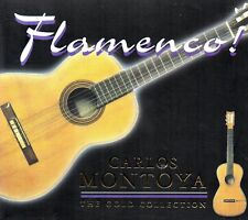 Carlos Montoya ‎– Flamenco! The Gold Collection - 2 CDs 1998