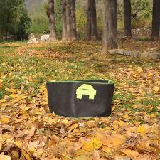 5pcs 15 Gallon Round Planter Grow Bag Plant Pouch Root Pots Container w/Handles