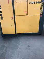 Rebuilt Kaeser DS140 100Hp Rotary Screw Compressor (Subject Prior to Sale)