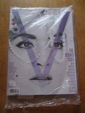 V MAGAZINE #73 Fall 2011 SEALED+ NEW Heroes Issue Elizabeth Taylor Kate Winslet