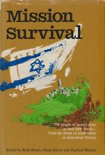 MISSION SURVIVAL by R. Bondy (1968) Israel in the 1967 Six Day Mid-East War
