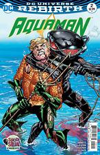 Aquaman Rebirth #2 (DC Comics)