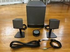 Bose Companion 3 Series II Multimedia Speaker System, Excellent Condition