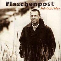"""REINHARD MEY """"FLASCHENPOST"""" CD NEUWARE"""