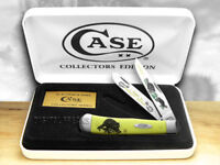 CASE XX Yellow Coon Trapper 1/1000 Pocket Knives Knife