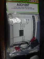 Axial 3-Port High Output LED Controller AX31097 NEW NIP
