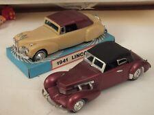 Cragstan HK 2 modelli Cord e Lincoln