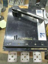 Square D Paf361600 1200 Amp 600 Volt 3p Breaker Warrantytest Report