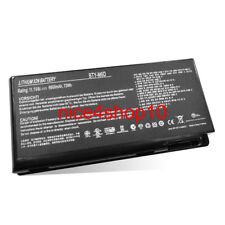 Genuine BTY-M6D Battery For MSI GT683R GT685 GT685R GT680 GX680 E6603 7800mAh