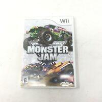 Monster Jam - Nintendo Wii Activision Games Tested Works