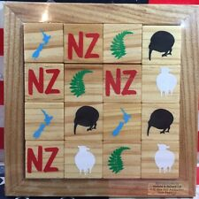 Puzzling Place Wooden Tile Puzzle Brain Teaser Wanaka New Zealand