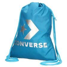 Converse NEW Unisex Silver Moon Cinch Bag - Imperial Blue BNWT