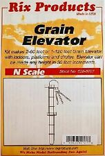 RIX PRODUCTS N GRAIN ELEVATOR W/LADDERS, PLATFORMS & CHUTES | 707