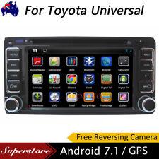 Toyota QUADCORE Android 7.1 CAR DVD GPS HIACE RAV4 Landcruiser PRADO Camry HILUX