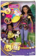 Barbie S.I.S So In Style Mentoring Pet Fun Trichelle and Janessa Dolls