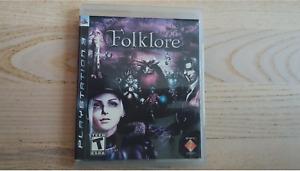 Folklore (Rare, PS3, Playstation 3, 2007)