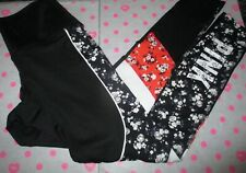 Victoria's Secret PINK Ultimate High Waist Colorblock Leggings Floral S NIP