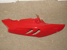 HONDA CBR900 RRT RIGHT REAR SEAT FAIRING FIREBLADE CBR900RR 1996 SC33.