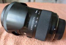 Sigma Art 18-35mm f/1.8 DC Nikon mount