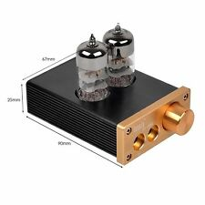 6J9 Integrated Amplifier Vacuum Tube Mini Audio Hi-Fi Stereo Headphone Amp