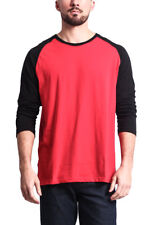 Victorious Men's Baseball T-shirt raglan 3/4 length sleeve Jersey TS900-B12C