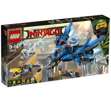 LEGO Ninjago Movie 70614: Lightning Jet - Brand New