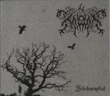 Kroda - Schwarzpfad CD 2011 digipack pagan black metal