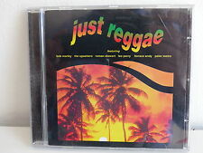 CD ALBUM Compil Just reggae BOB MARLEY UPSETTERS ROMAN STEWART.. GFS059