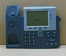 Cisco CP-7941G VoIP IP Business Desktop Display Telephone Phone 7941G 7941
