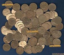 Vème République, 1959- -G Lot de 100 pièces de 20 Centimes Marianne TB à SUP (PO